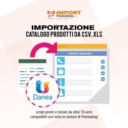 danea2prestashop Importa da...
